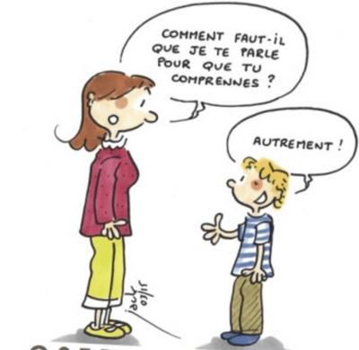 """""""Le Mercredi des parents"""" : des temps d'échanges sur le thème de l'éducation et de la scolarité 1"""