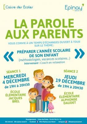 La Parole aux parents 1