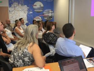 Des ateliers pour accompagner et soutenir les commerçants du territoire 4