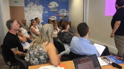 Des ateliers pour accompagner et soutenir les commerçants du territoire 1