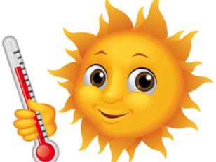 Ce week-end Météo France prévoit un pic de chaleur ! 7