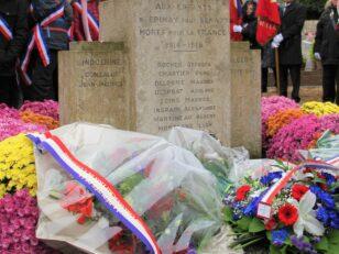Commémorations des 9 et 11 novembre : des cérémonies à huis clos 122