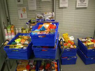 Collecte alimentaire d'automne 2