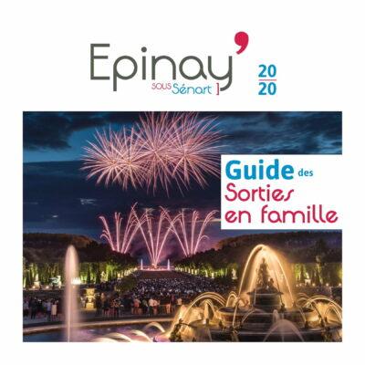 Le Guide des sorties en famille est disponible ! 1