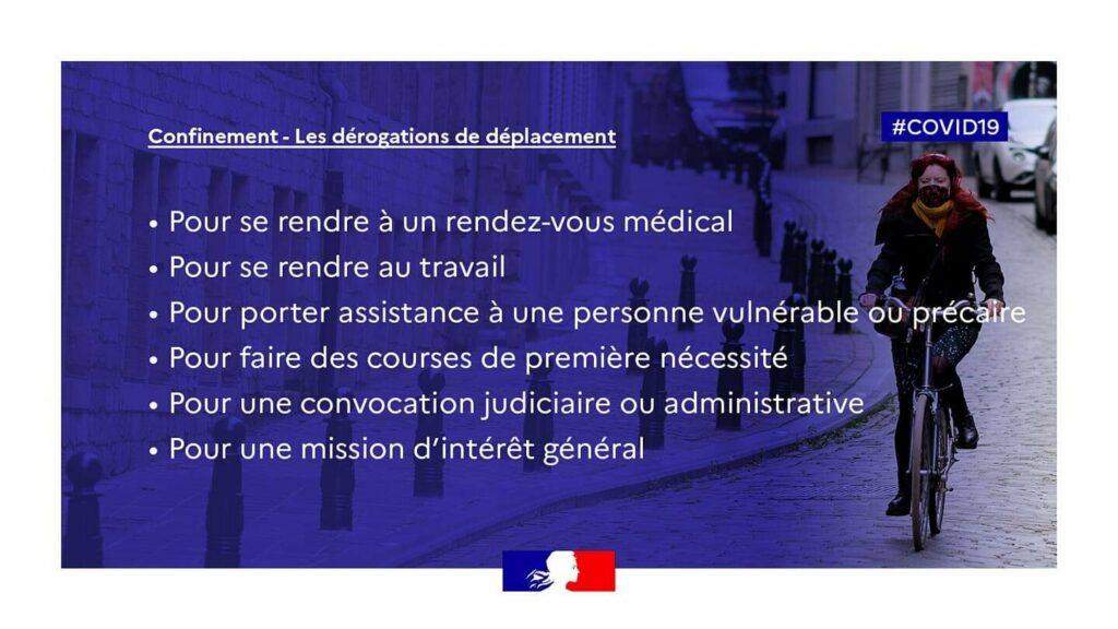 Attestations de déplacement : téléchargez-les ou bien rdv sur des points de distribution en ville 2