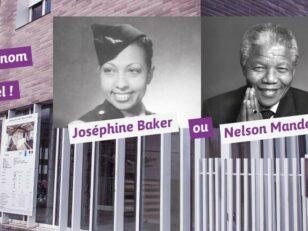 Joséphine BAKER ou Nelson MANDELA ? Votez pour choisir le nom du Centre socio-culturel 5