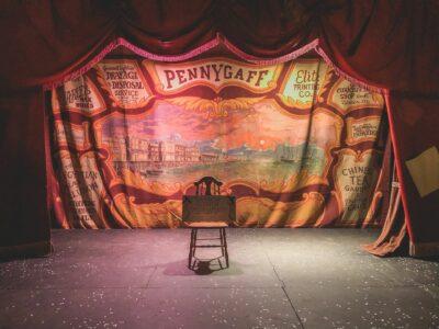 "Spectacle ""Cabaret Cirque"" - restitution des ateliers cirques 1"