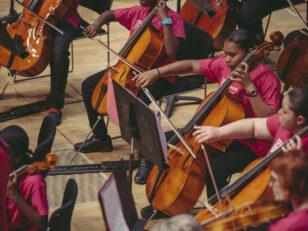 Concert de l'Orchestre DEMOS : en scène les enfants ! 14