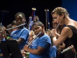 Projet DEMOS - Initiation à la pratique musicale en orchestre 5