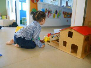 Lieu d'Accueil Enfants-Parents (LAEP) - Le Jardin Mosaïque 5