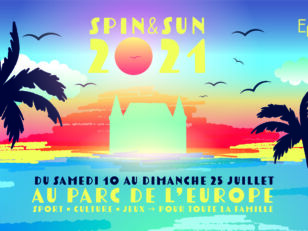 Lancement du Spin & Sun 2021 12