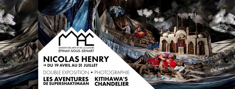 Exposition photo de Nicolas HENRY à la MAC