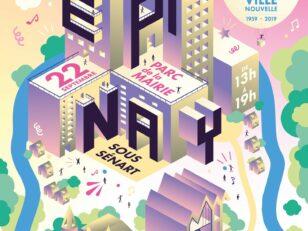 Les 21 et 22 septembre, célébrons ensemble les 60 ans de la Ville Nouvelle 13