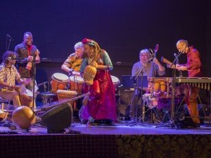 Em Fest (Evry-Bamako Project) en concert à la MAC 1