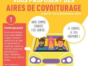 Grève dans les transports : pensez au covoiturage et au coworking ! 2