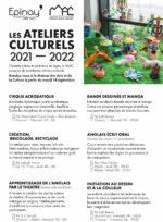 Ateliers culturels MAC 2021-2022 14