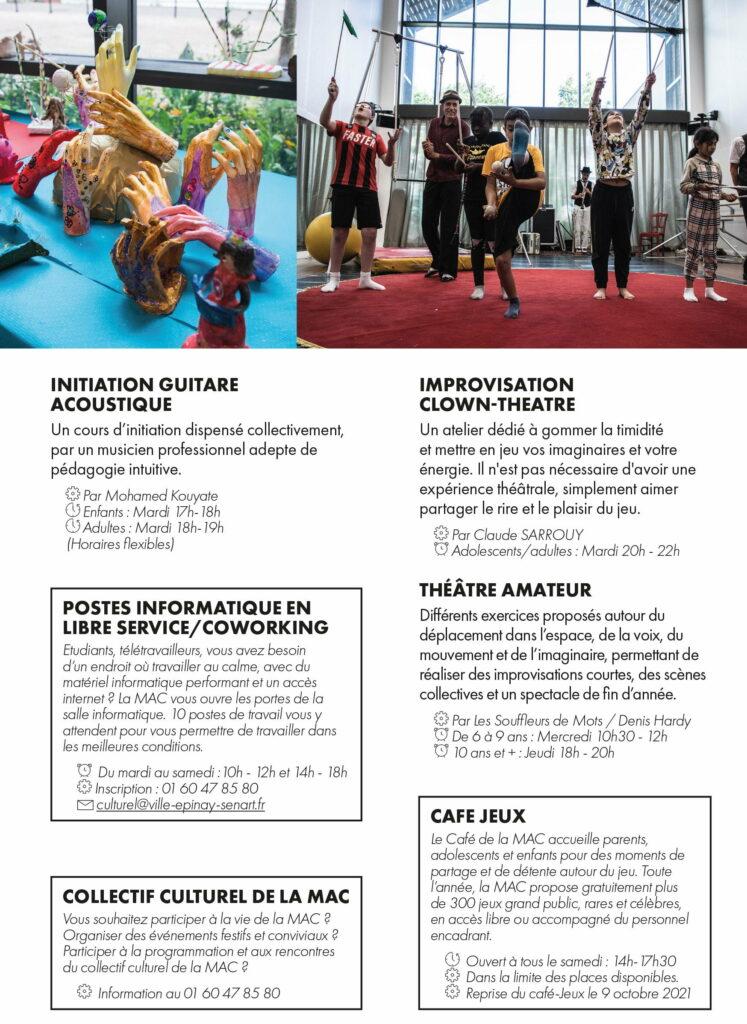 Les ateliers culturels 3