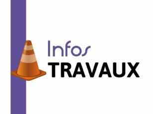 Infos Travaux : Fermeture du pont SNCF de la rue de la Forêt jusqu'au 23 décembre 109