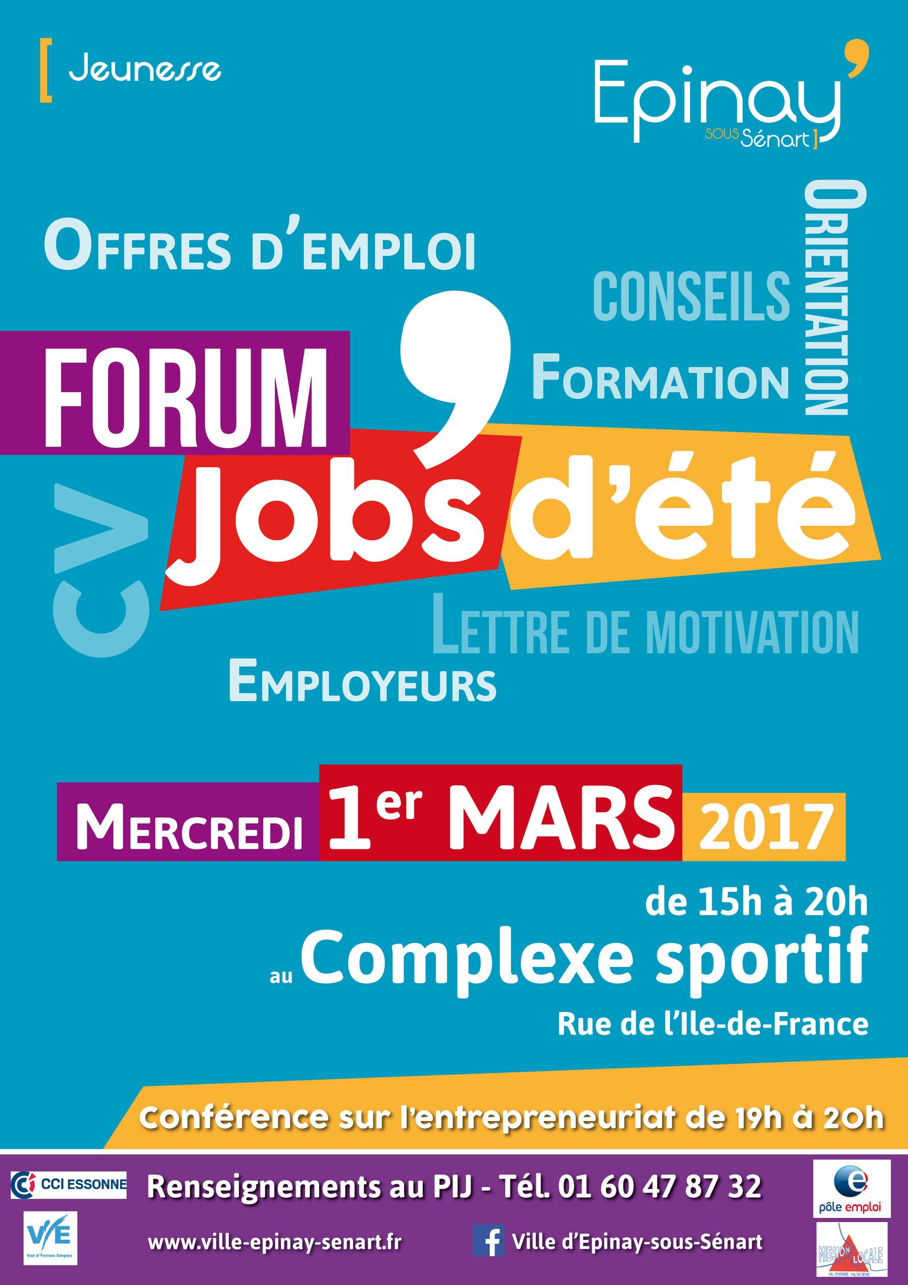 ev u00e9nement   forum jobs d u2019 u00e9t u00e9  u2022 epinay