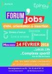 Evénement : Forum Jobs d'été, insertion et orientation 3