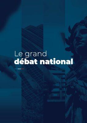 Grand Débat National à Epinay-sous-Sénart : prenez la parole ce mardi 12 mars ! 1