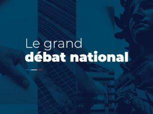 Grand Débat National à Epinay-sous-Sénart : prenez la parole ce mardi 12 mars ! 13