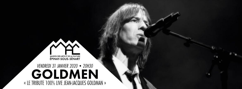 Goldmen, le tribute 100% J.-Jacques Golman !