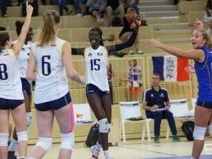 [Volley] Halimatou BAH, une Spinolienne aux Championnats d'Europe 8