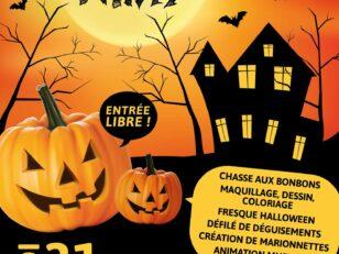 Halloween party, ce jeudi 31 octobre au complexe sportif ! 2