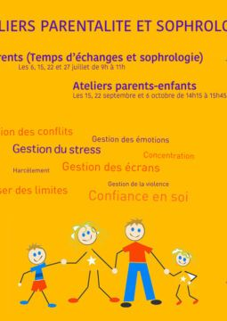 Ateliers parentalité et sophrologie 4