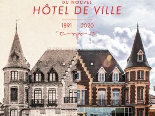 Inauguration de notre nouvel Hôtel de Ville, ce samedi 1er février à 17h30 2