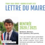 Lettre du Maire - Septembre 2020 - 3