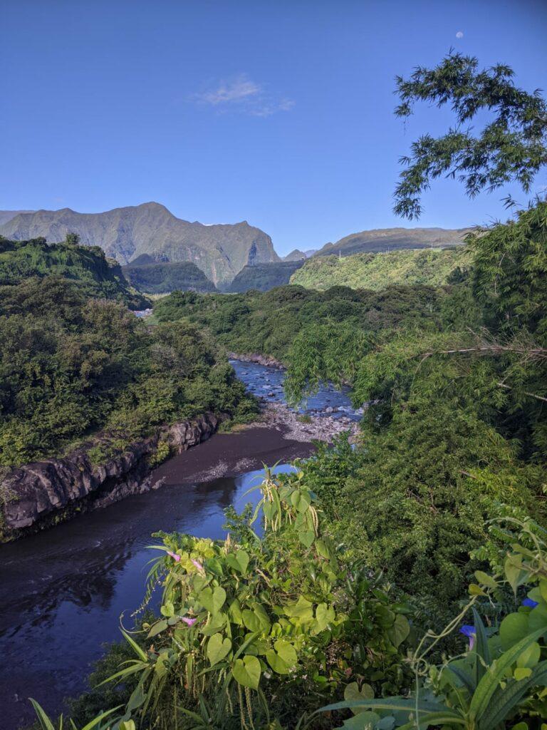 Carnet de voyage : Un pompier d'Epinay-Sous-Sénart fait le tour de La Réunion en rosalie 51