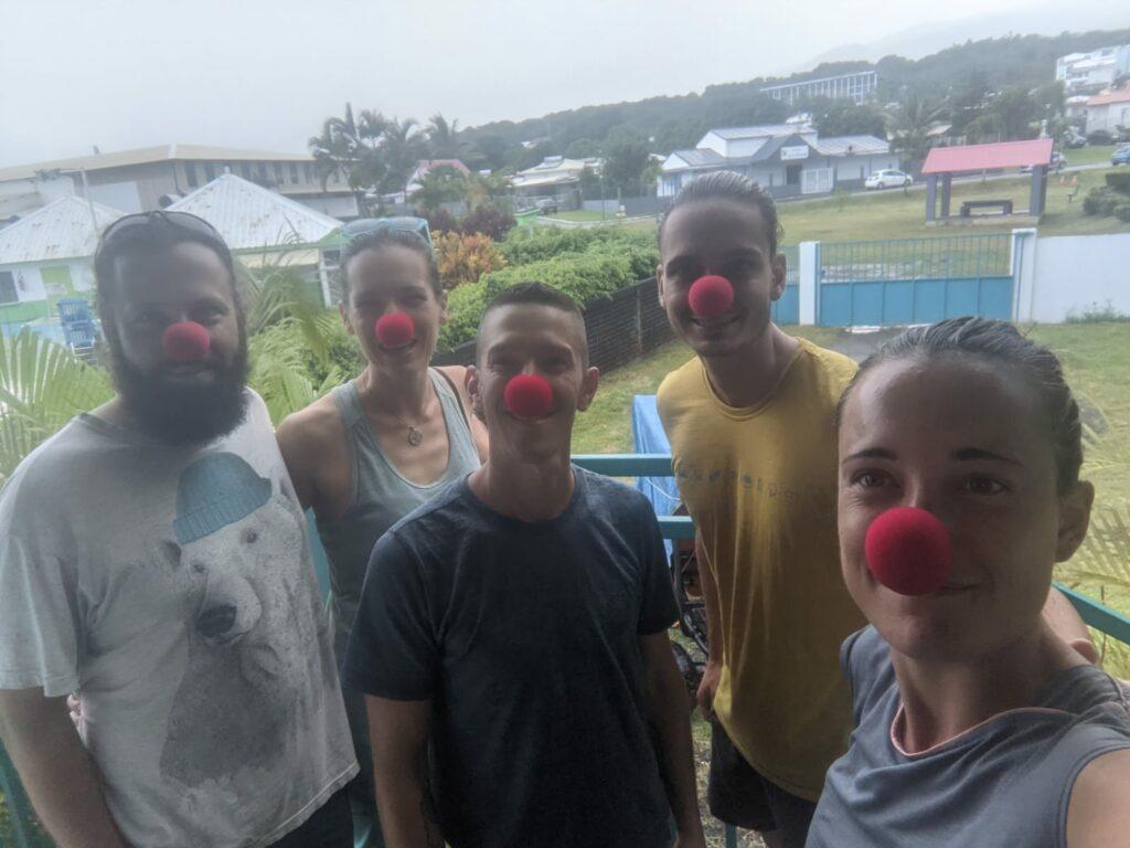 Carnet de voyage : Un pompier d'Epinay-Sous-Sénart fait le tour de La Réunion en rosalie 25