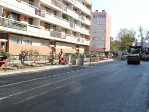 Infos Travaux : rue de l'Ile-de-France 124