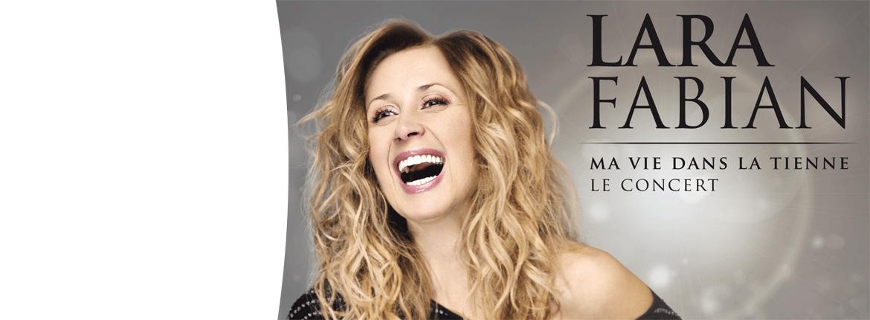 Concert de Lara Fabian le 5 novembre