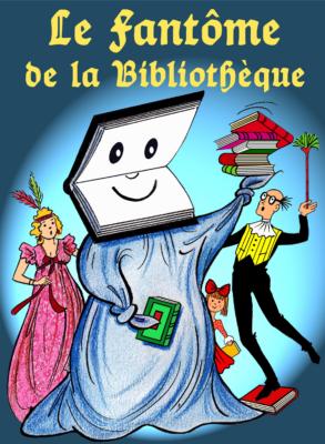 """Réservez vos places pour la pièce de théâtre le """"Fantôme de la bibliothèque"""" 1"""
