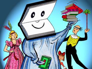 """Réservez vos places pour la pièce de théâtre le """"Fantôme de la bibliothèque"""" 2"""