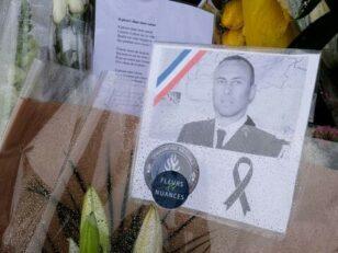 HOMMAGE NATIONAL AUX VICTIMES DES ATTENTATS DU 23 MARS 2