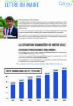 Lettre du Maire - Finances de la ville - Avril 2021 33