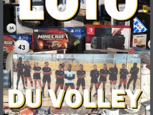 Loto du club de Volley au Complexe sportif 18