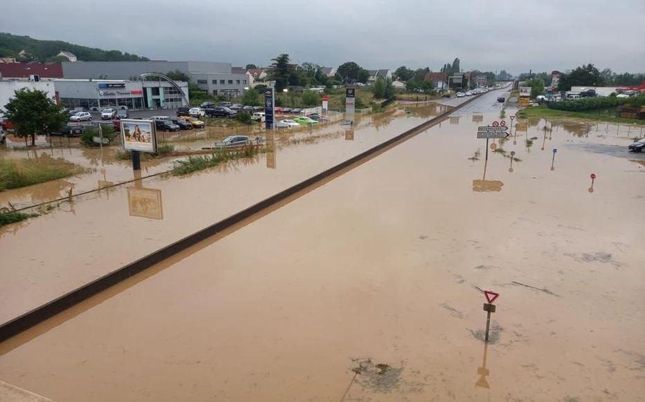 Inondations du 19 - 20 juin 2021 : contactez votre assurance 2