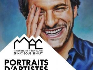 """Portraits d'artistes"" par Jean-Loup OTHENIN-GIRARD 12"