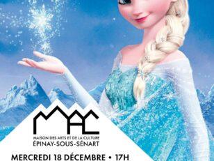 """""""La Reine des Neiges"""" en projection gratuite à la MAC 2"""