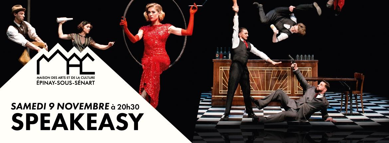Le spectacle qui renouvelle l'art du cirque