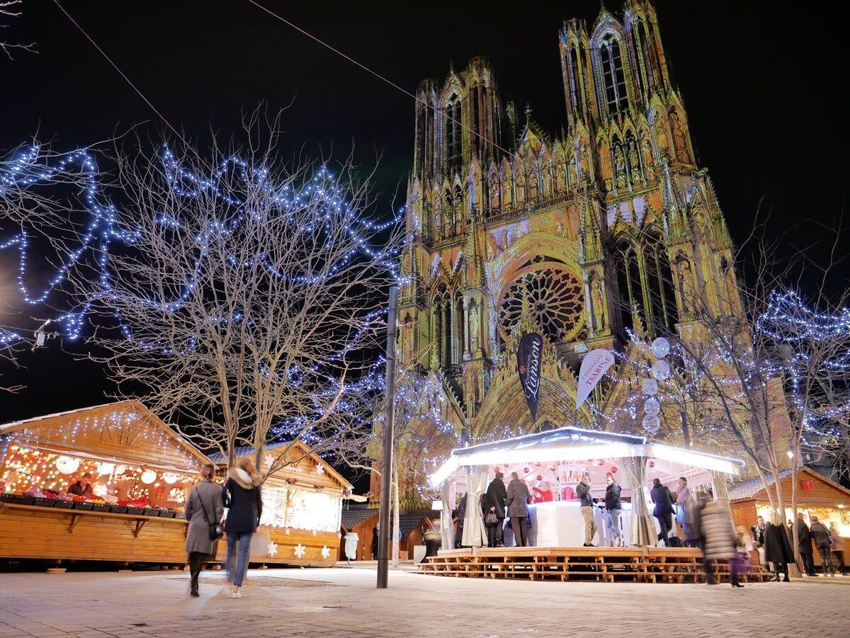 sortie de noel en famille 2018 Sortie Famille : Balade au marché de Noël de Reims • Epinay sous  sortie de noel en famille 2018