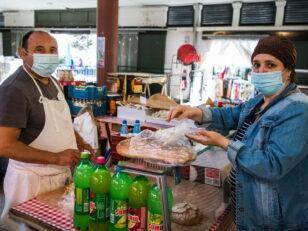 [Covid-19] Port du masque obligatoire au marché 13