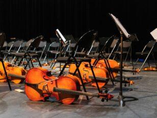 Premier concert des enfants du dispositif Démos 27