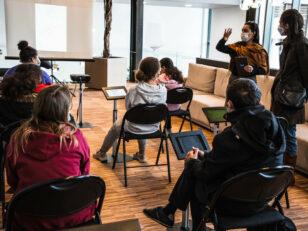 Scolaire : Réservation en ligne aux ateliers Micro-Folies 7