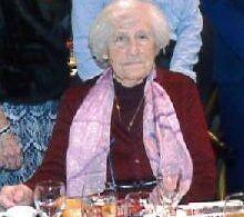 Mireille Colin, doyenne du Club des anciens, nous a quittés 14